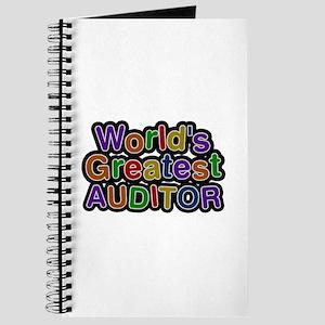 World's Greatest AUDITOR Journal