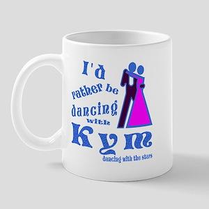 Dancing With Kym Mug