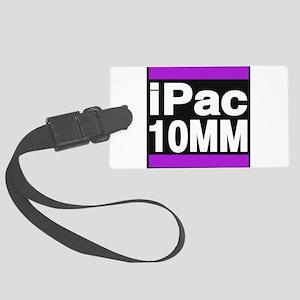 ipac 10mm purple Luggage Tag