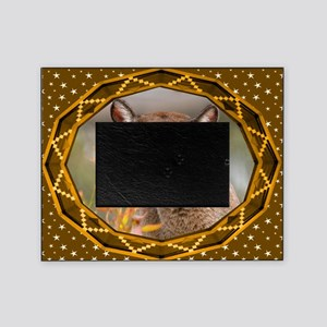 Geometric Cougar Picture Frame