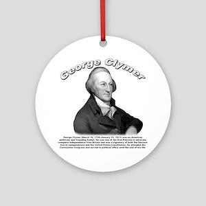 George Clymer 03 Ornament (Round)