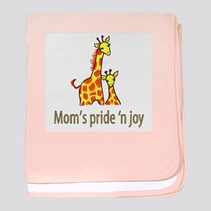 Moms pride n joy baby blanket