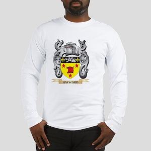 Hayward Coat of Arms - Family Long Sleeve T-Shirt