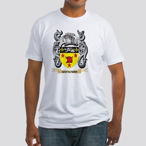 Hayward Coat of Arms - Family Crest T-Shirt