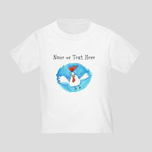 Ink Blot Chicken T-Shirt