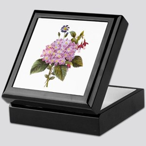 Redoute Bouquet Keepsake Box