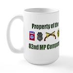 Property-of-the-82nd-MP-Com Mugs