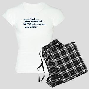 A Star Danced - Blue Women's Light Pajamas