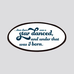 A Star Danced - Blue Patches