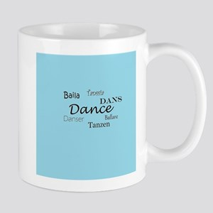 Dance in other languages Mug