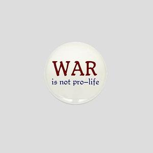 Not Pro-life Mini Button