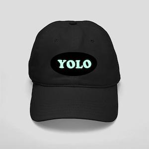 YOLO Black Cap
