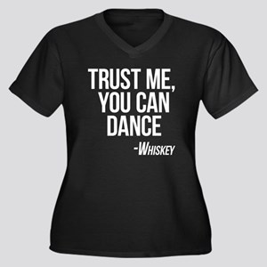 Whiskey - You Can Dance Plus Size T-Shirt