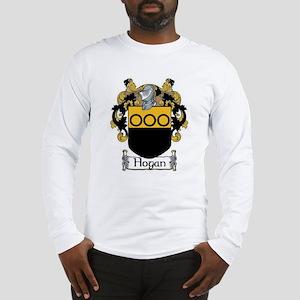 Hogan Coat of Arms Long Sleeve T-Shirt