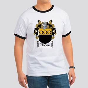 Hogan Coat of Arms Ringer T