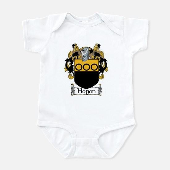 Hogan Coat of Arms Infant Bodysuit
