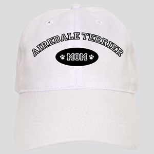 Airedale Terrier Mom Cap