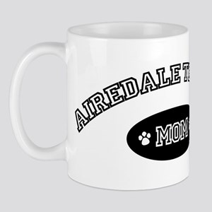 Airedale Terrier Mom Mug