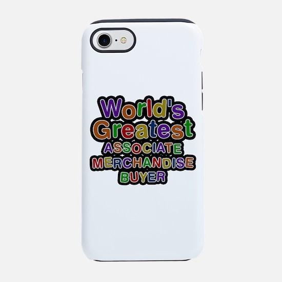 World's Greatest ASSOCIATE MERCHANDISE BUYER iPhon
