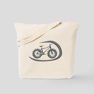 Awesome chrome swoop logo Tote Bag
