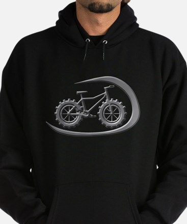 Awesome chrome swoop logo Hoodie