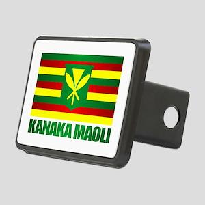 Kanaka Maoli Flag Hitch Cover