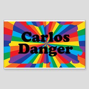 Carlos Danger Sticker