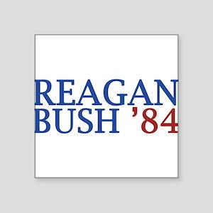 Reagan Bush '84 Sticker