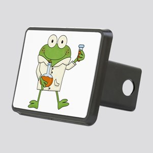 Frog Scientist Hitch Cover