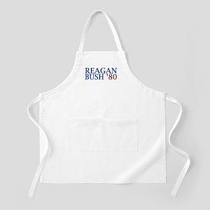 Reagan Bush '80 Apron