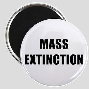MASS EXTINCTION BK Magnet