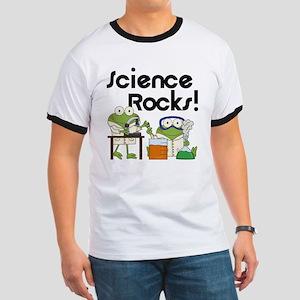 Frogs Science Rocks T-Shirt