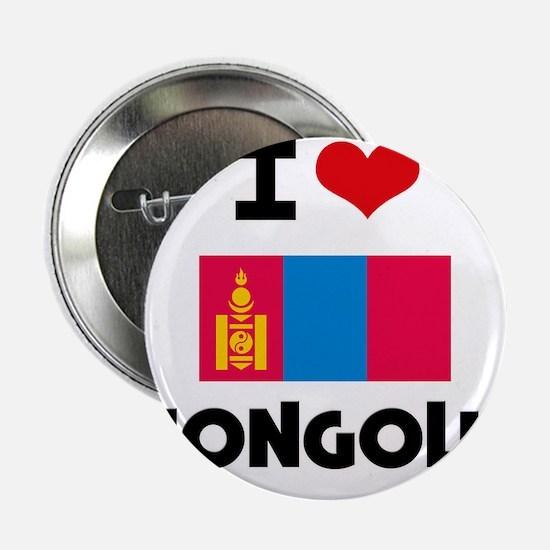 "I HEART MONGOLIA FLAG 2.25"" Button"