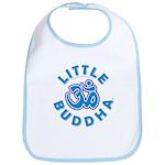 Little Buddha Yoga Symbol Baby Yoga Clothes Bib BL