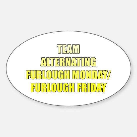 Team Alternating Furlough Monday/Furlough Friday S
