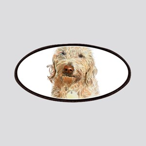 Labradoodle Ginger Patch