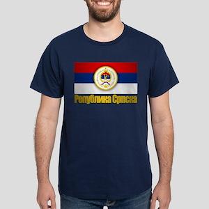 Srpska Flag T-Shirt