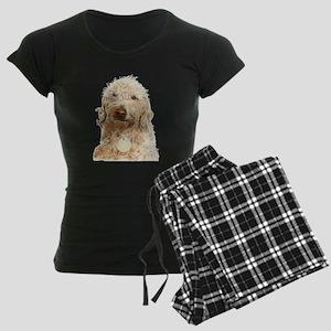 Labradoodle Ginger Pajamas