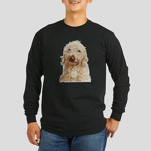 Labradoodle Ginger Long Sleeve T-Shirt