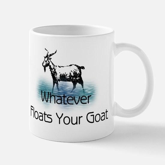 Whatever Floats Your Goat Mug
