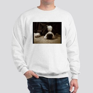 Sleeping boston Sweatshirt