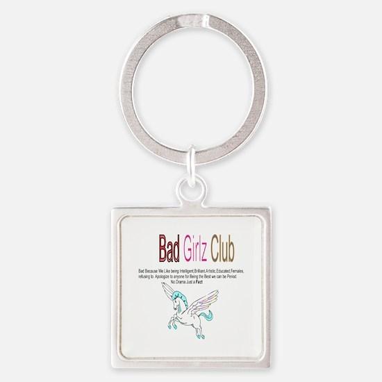 Bad Girlz Club Keychains