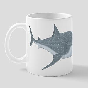 Whale Shark Right-handed Mug
