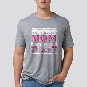 I Never Dreamed Grow Up Sup Mens Tri-blend T-Shirt