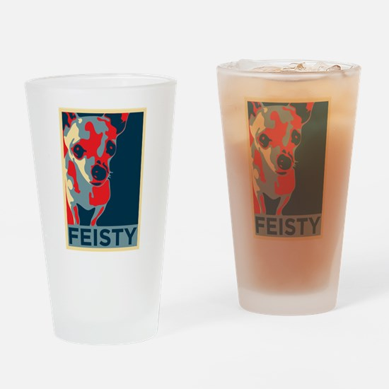 Feisty_ChiChi.png Drinking Glass