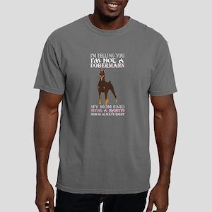Im Telling You Im Not Do Mens Comfort Colors Shirt