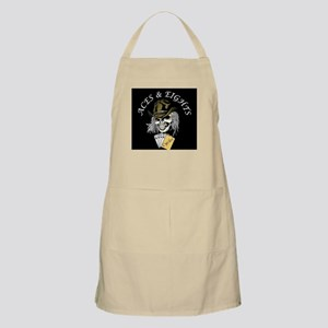 Aces and Eights Cycles Logo Apron