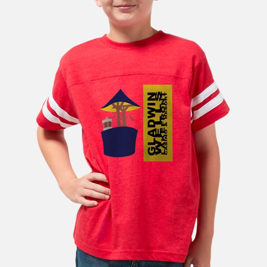 GW_tile Youth Football Shirt