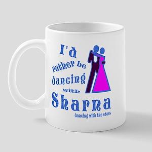 Dancing With Sharna Mug