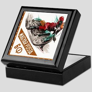 1962 Hungary Motorcycle Ice Racing Postage Stamp K